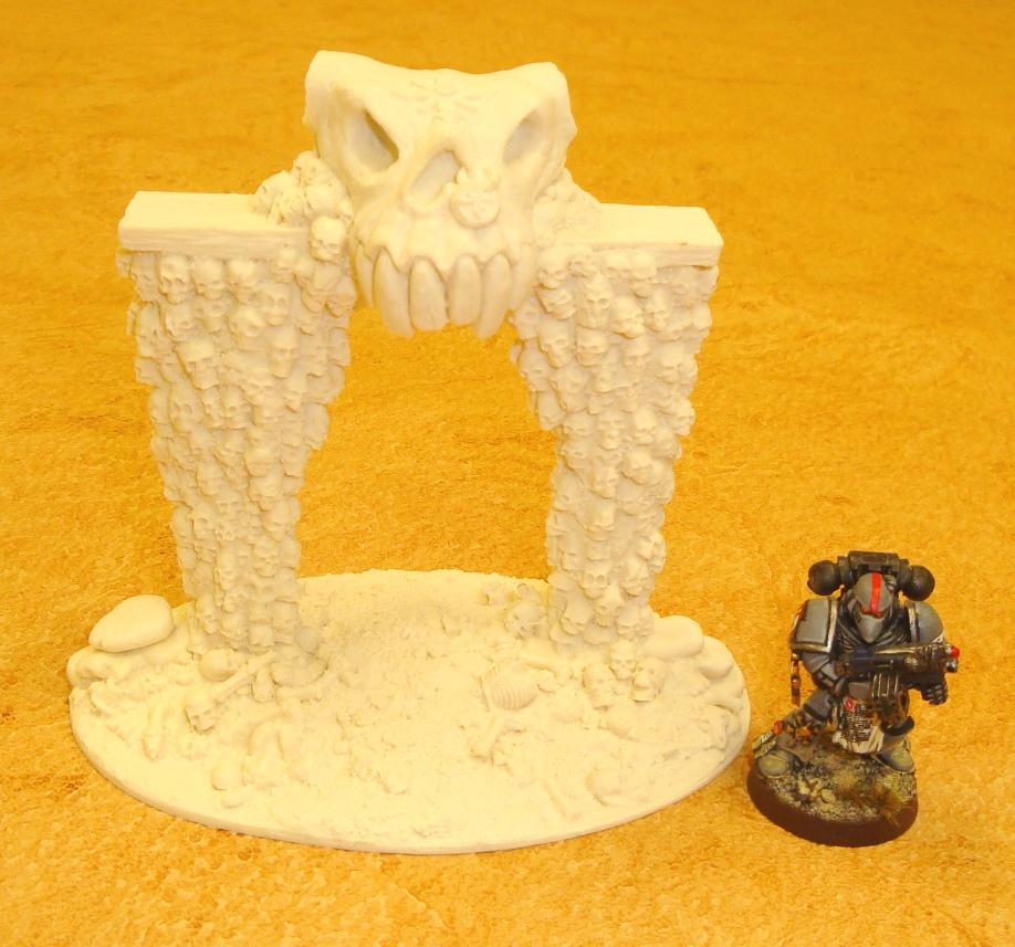 Forge World OOP Chaos Skull Gate