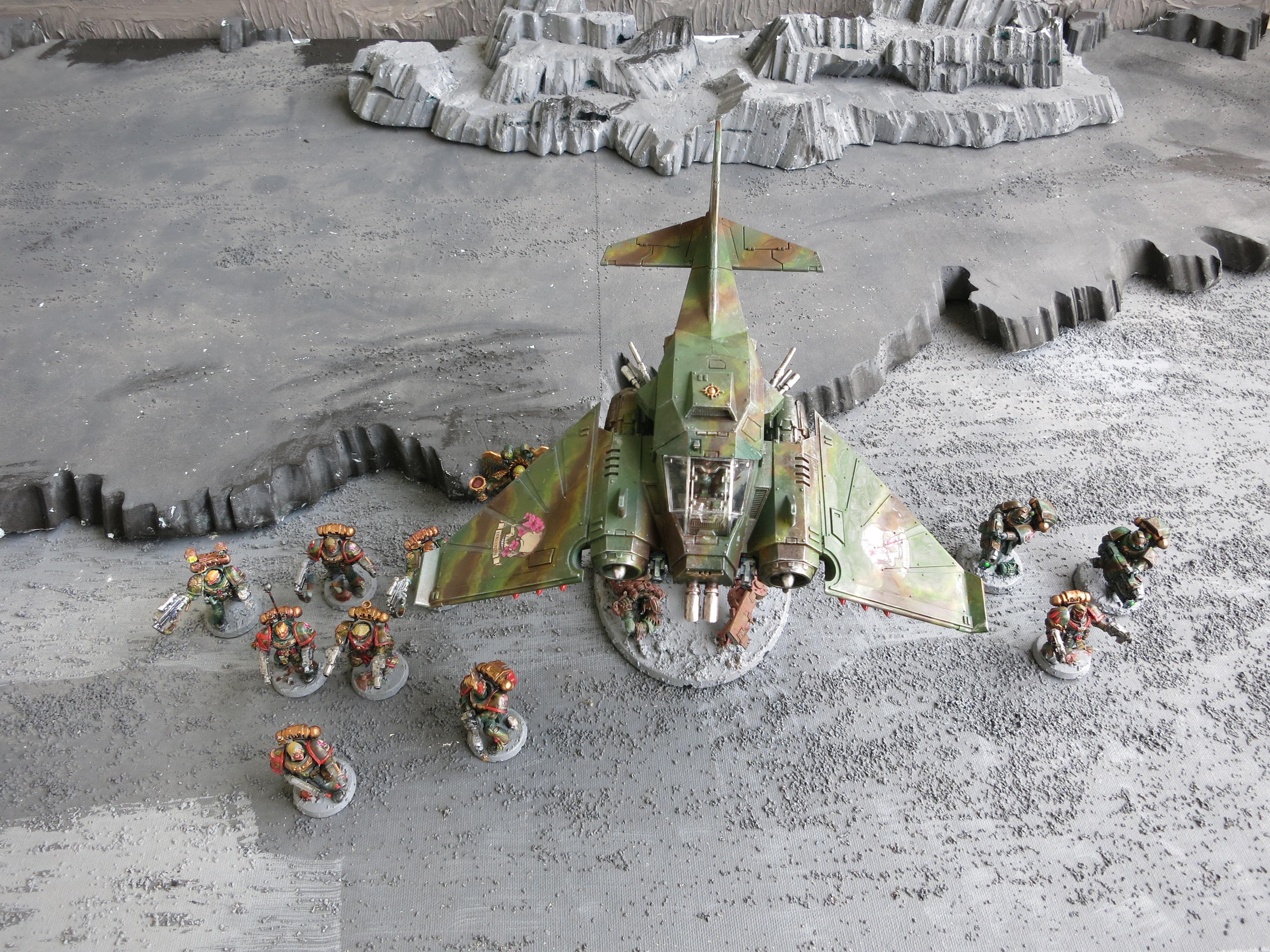 Camouflage, Nephilim Jetfighter