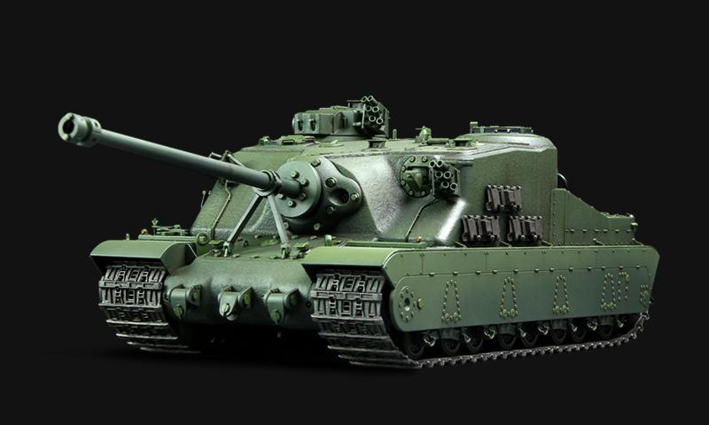 Super-heavy, Superheavy Tank, Tank
