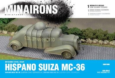 Armored Car, Spanish, Steam Punk, Truck, World War 2