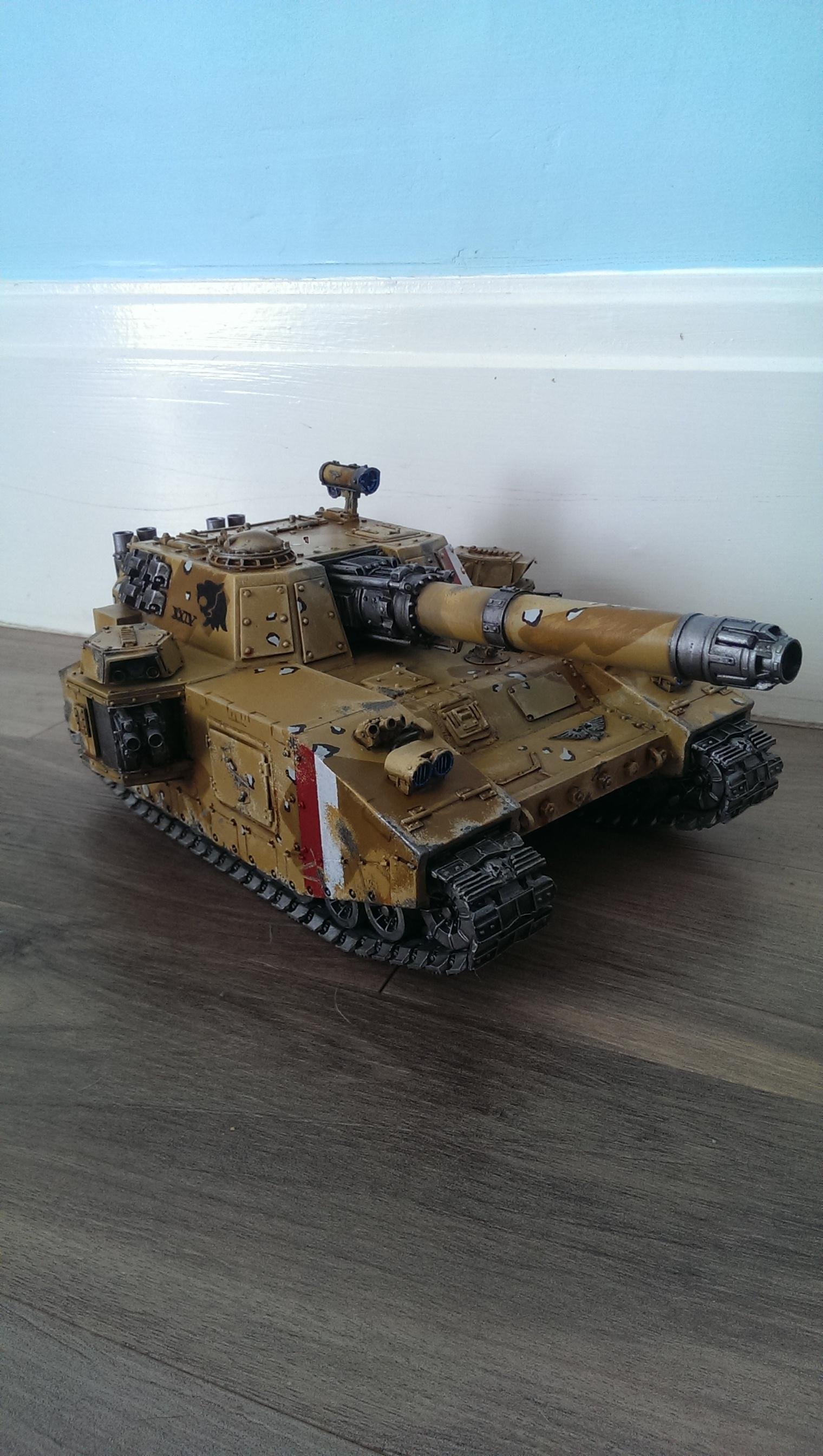 Imperial Guard, Super-heavy, Tank