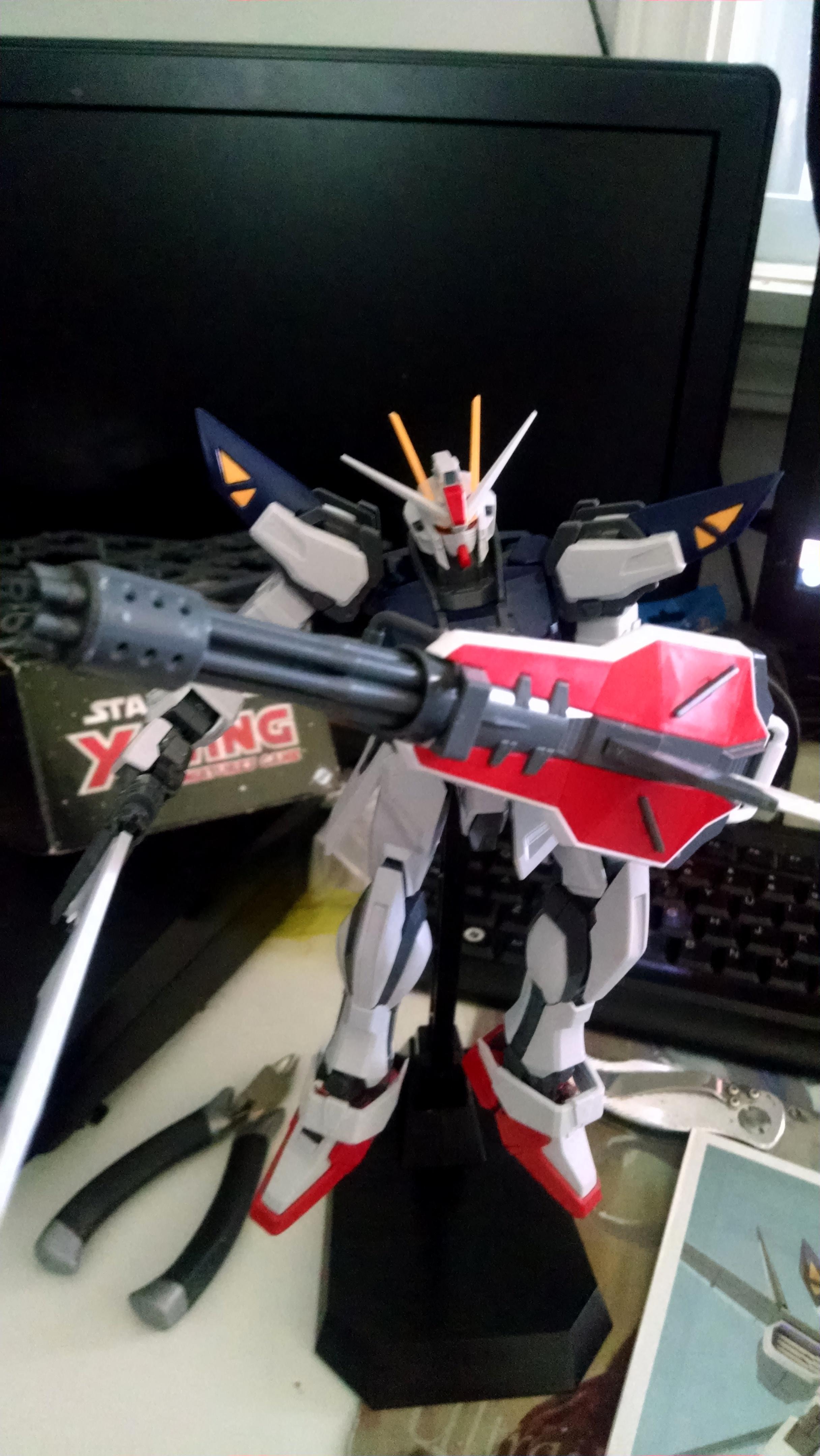 Bandai, Gundam, Gunpla, Mech, Model Building