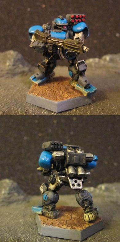 NuCoal Chasseur w/ command head