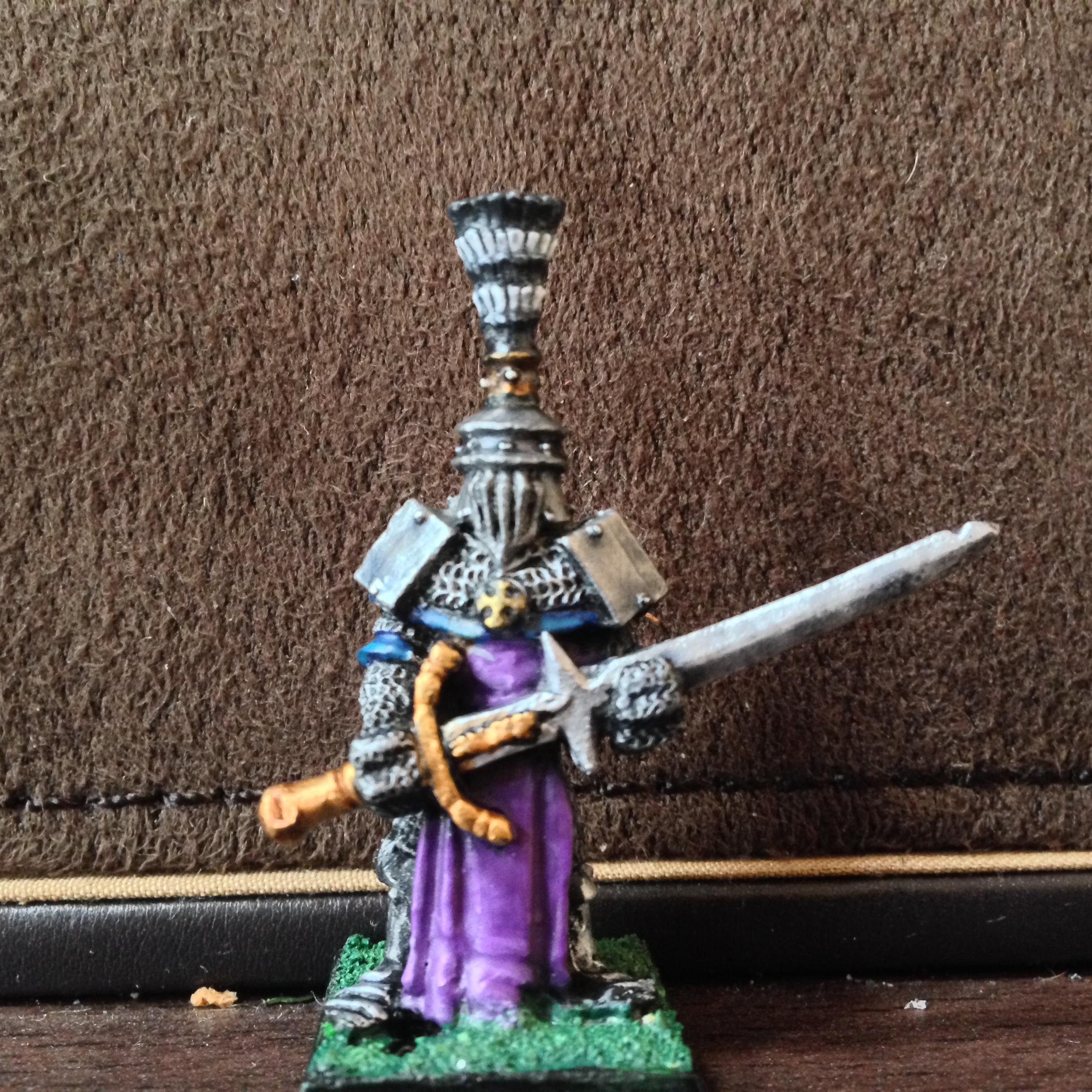 Citadel, Fighters, Knights, Oldhammer