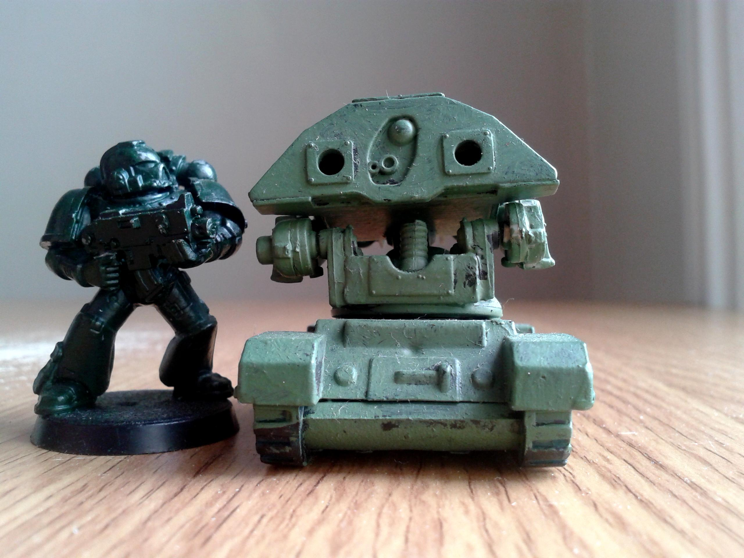 Launcher, Mecha, Mechanicus, Missile