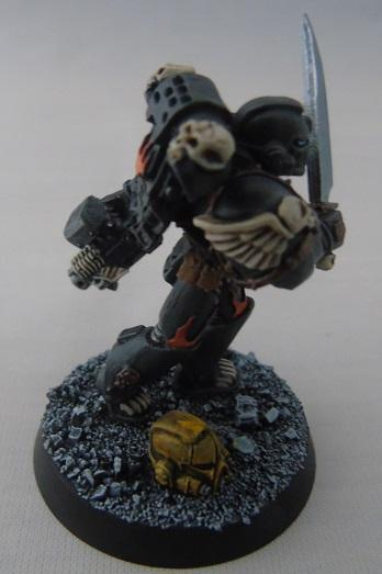 Adepus Astartes, City, Imperial Fists, Legion Of The Damned, Rubble, Ruins, Space Marines, Urban, Yellow