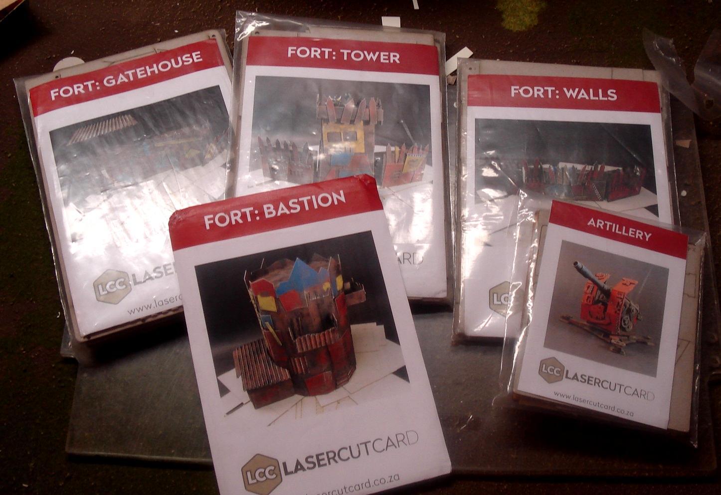 Bastion, Orks, Ork Bastion WIP1