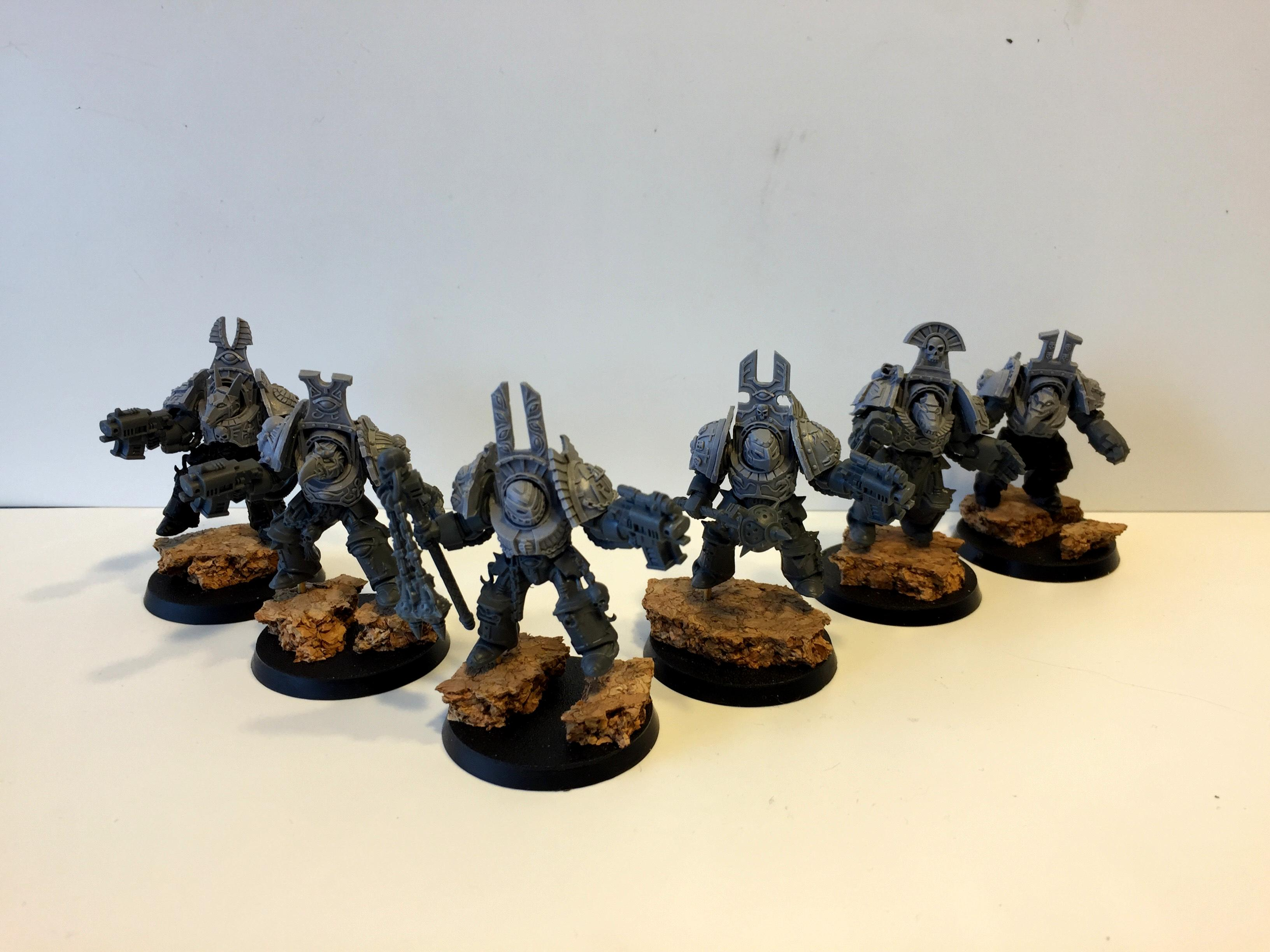 Conversion, Plains Of War, Pow, Powgt, Termies, Terminator Armor, Tsons, Warhammer 40,000, Work In Progress