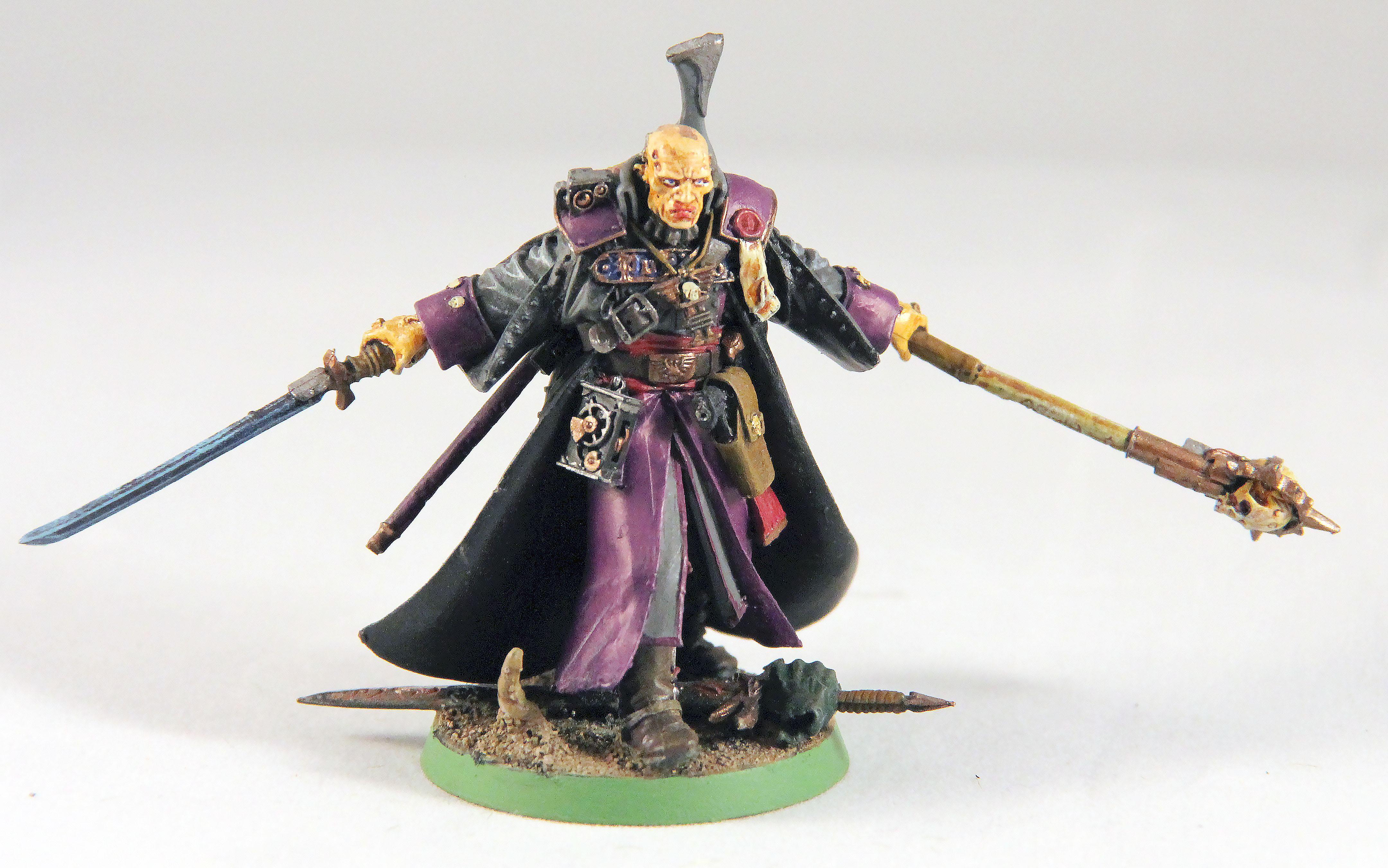 54mm, Eisenhorn, Inquisitor