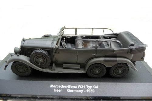 Armored Limousine, Cars, Civilian, Diecast, Eaglemoss, Limo, Limousine, Staff Car, Truck, World War 2