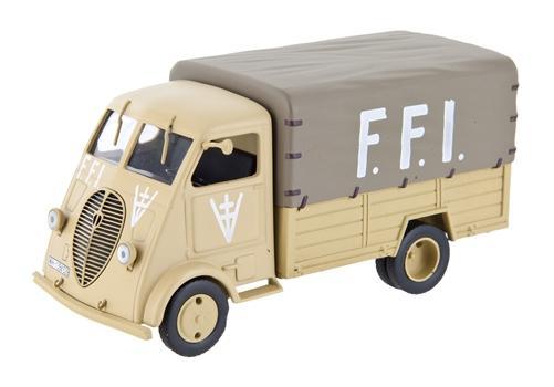 Cars, Civilian, Diecast, Eaglemoss, Truck, World War 2