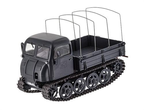 Cars, Civilian, Diecast, Eaglemoss, Tracked, Truck, World War 2