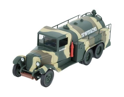 Cars, Civilian, Diecast, Eaglemoss, Fuel, Tanker, Truck, World War 2