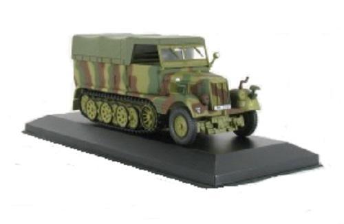 Cars, Civilian, Diecast, Eaglemoss, Germans, Half-track, Truck, World War 2