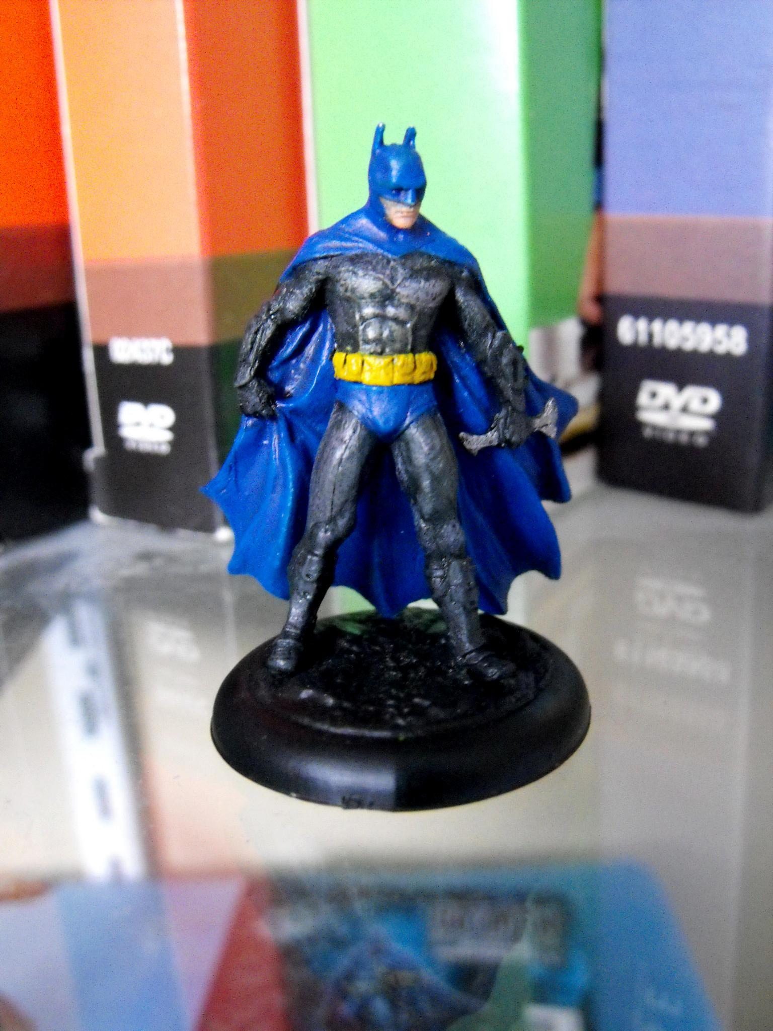 Batman, Blue, Bmg, Bruce Wayne, Classic