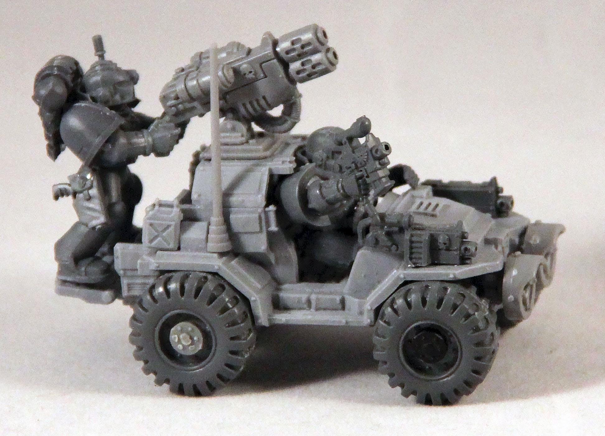 converted buggy