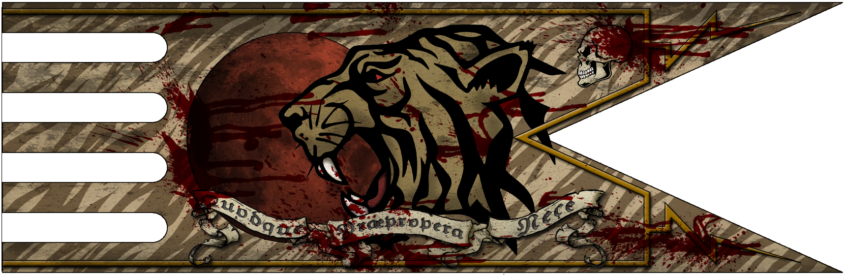 Chapter masters banner