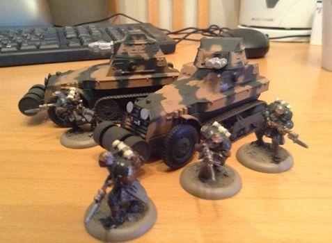 Armored Car, Eaglemoss, French, Proxy, Taurox, World War 2