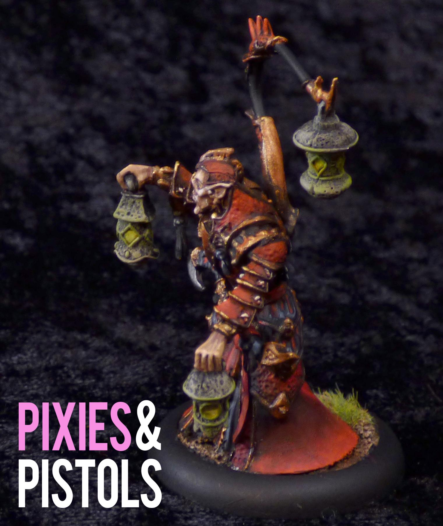 Hordes, Miniatures, Pixiesandpistols, Privateer Press, Skorne, Wargaming