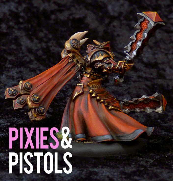 Hordes, Miniatures, Pixiesandpistols, Privateer Press, Skorne, Wargaming