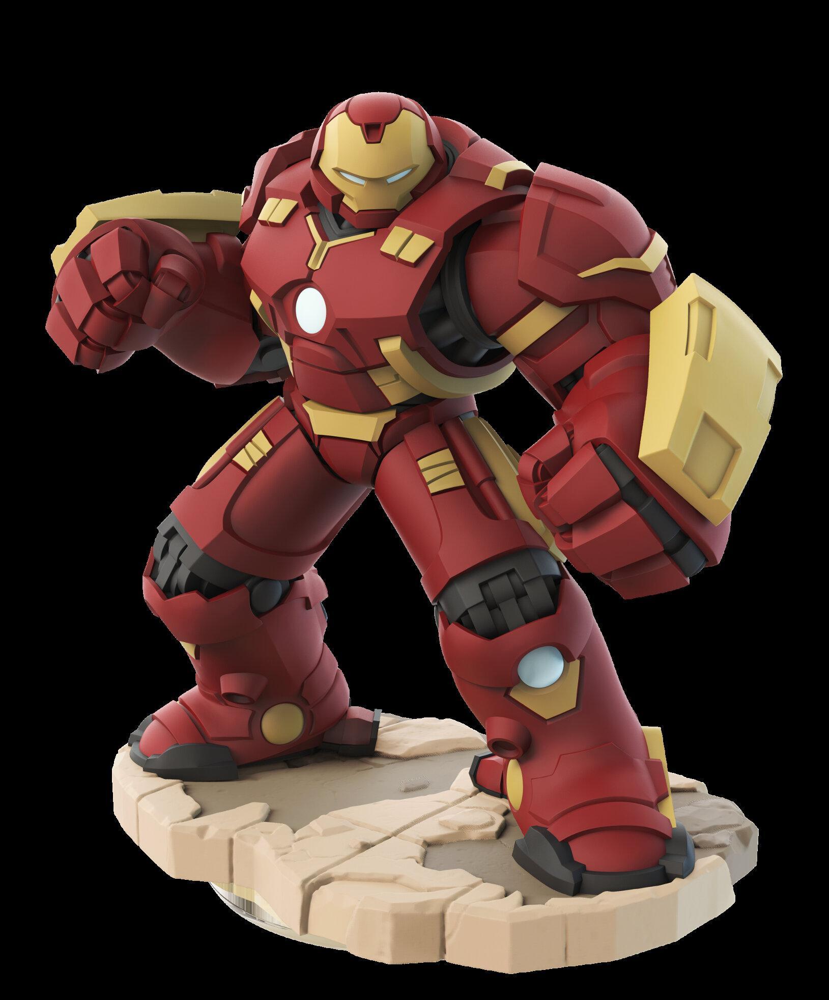 Hulkbuster, Iron Man, Toy