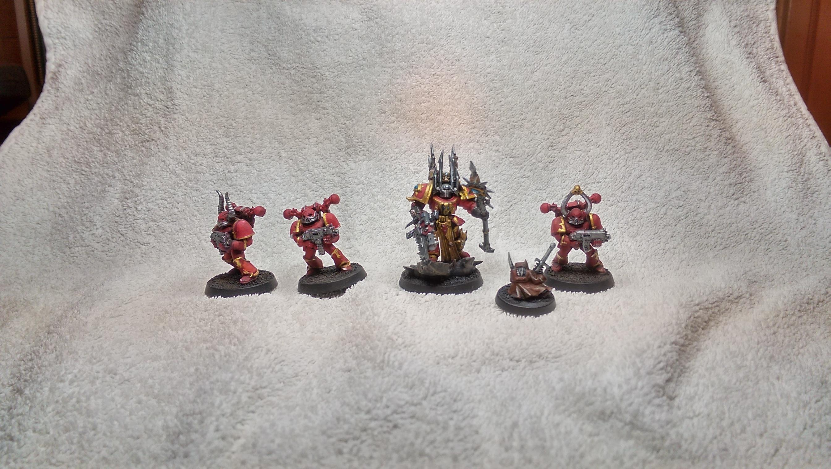 500, Assassinorum, Commissioned, Force