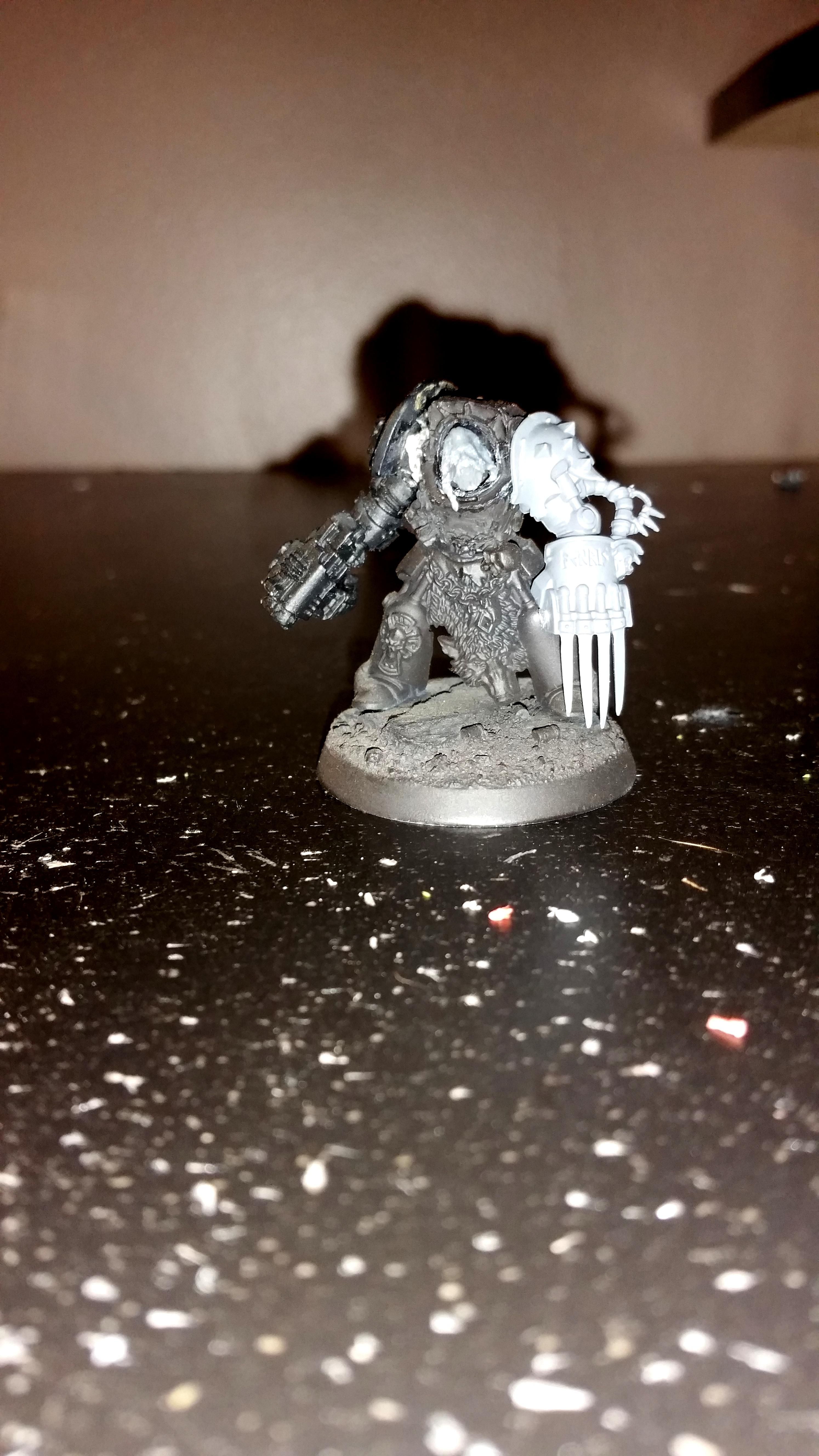 Space Wolves, Vlka Fenryka, Wolf Lord