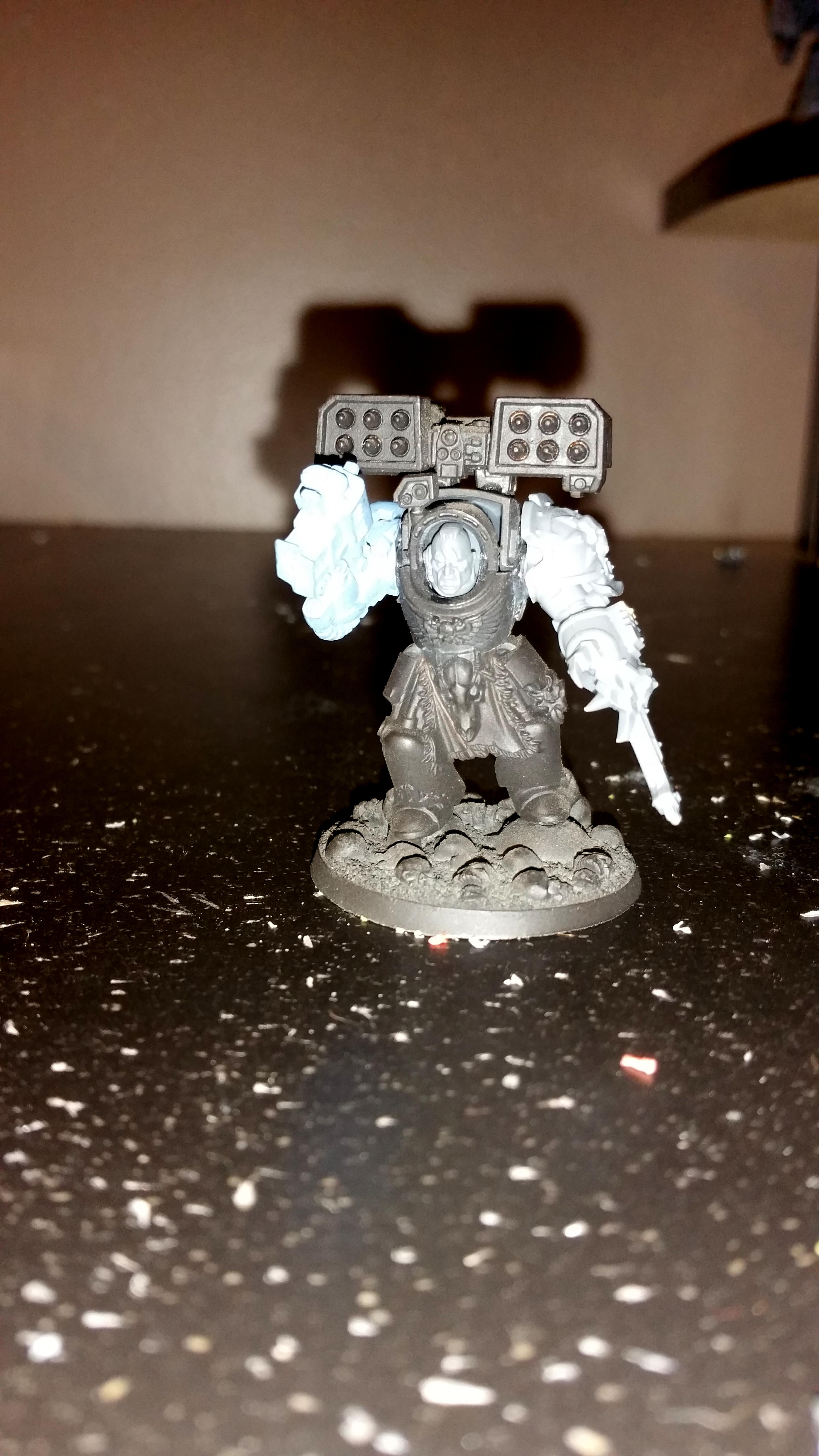 Space Wolves, Terminator Armor, Vlka Fenryka