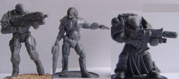 Concord, Enforcer, Space Marines