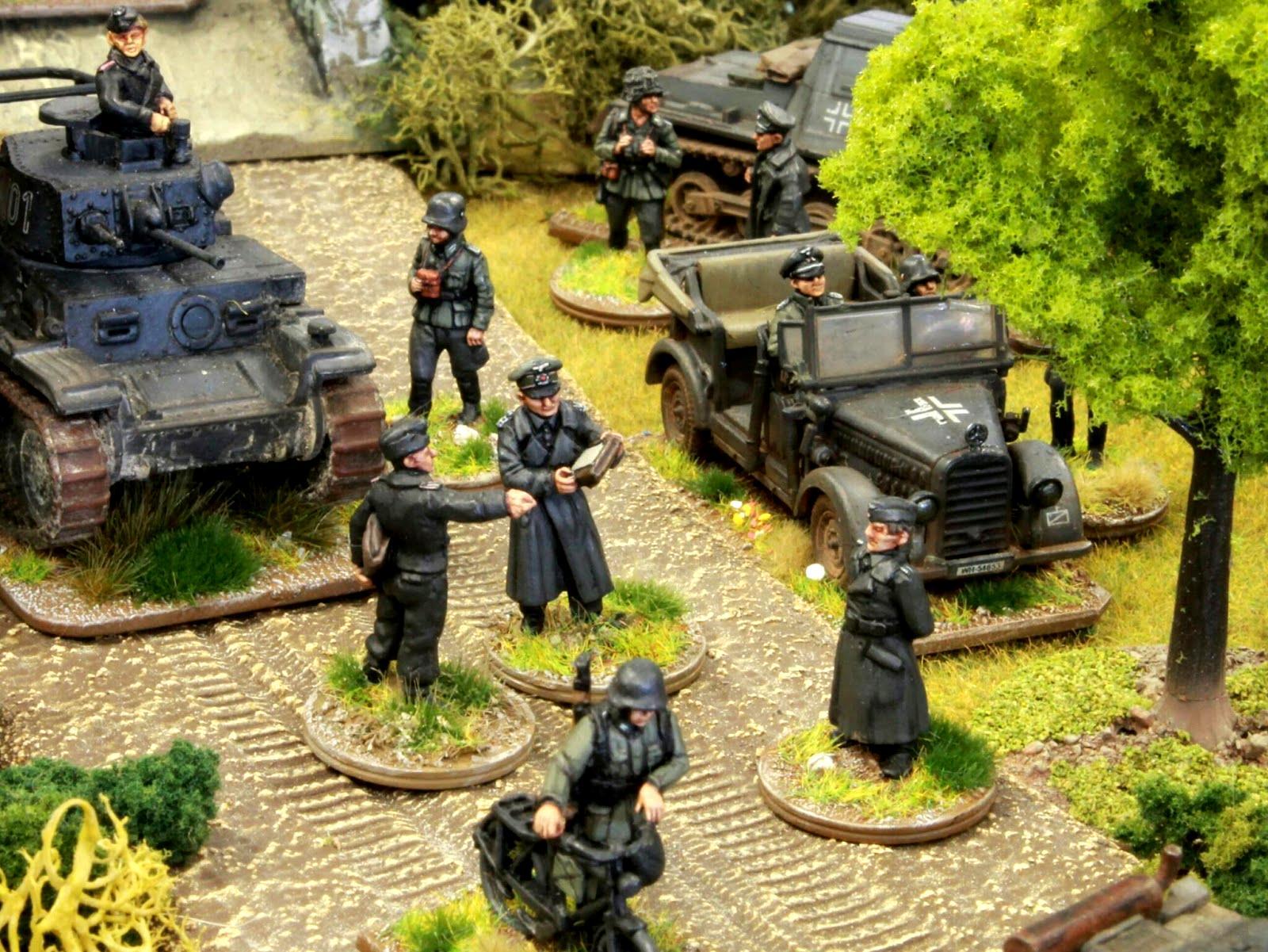 Battlegroup, World War 2
