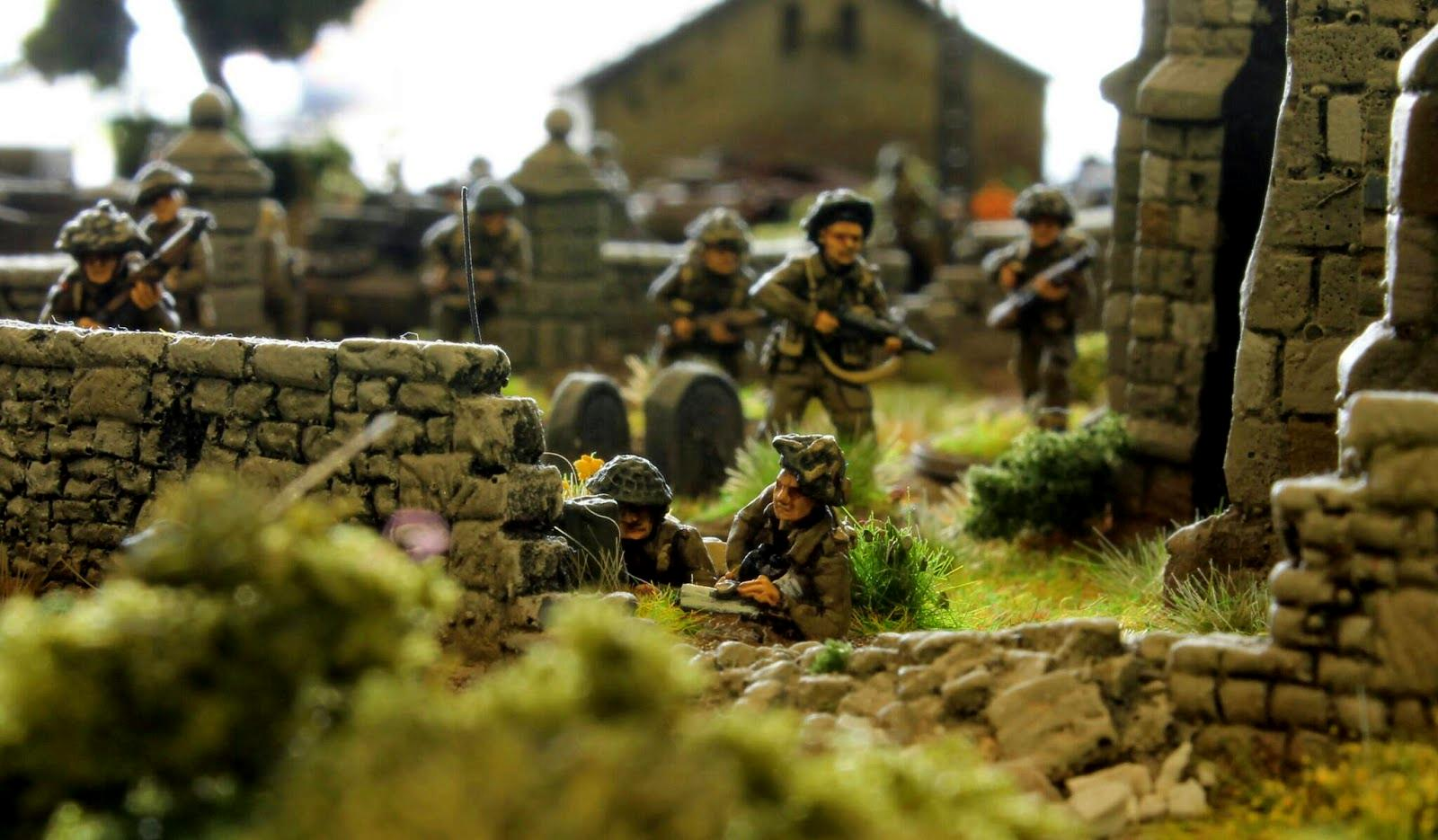 Battlegroup, World War 2
