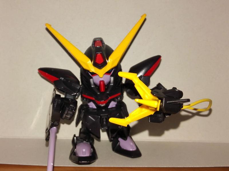 Gundam, Gunpla, SD Blitz Gundam