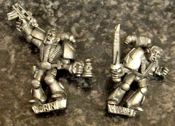 Metal, Out, Rogue, Space Marines, Spaced, Trader