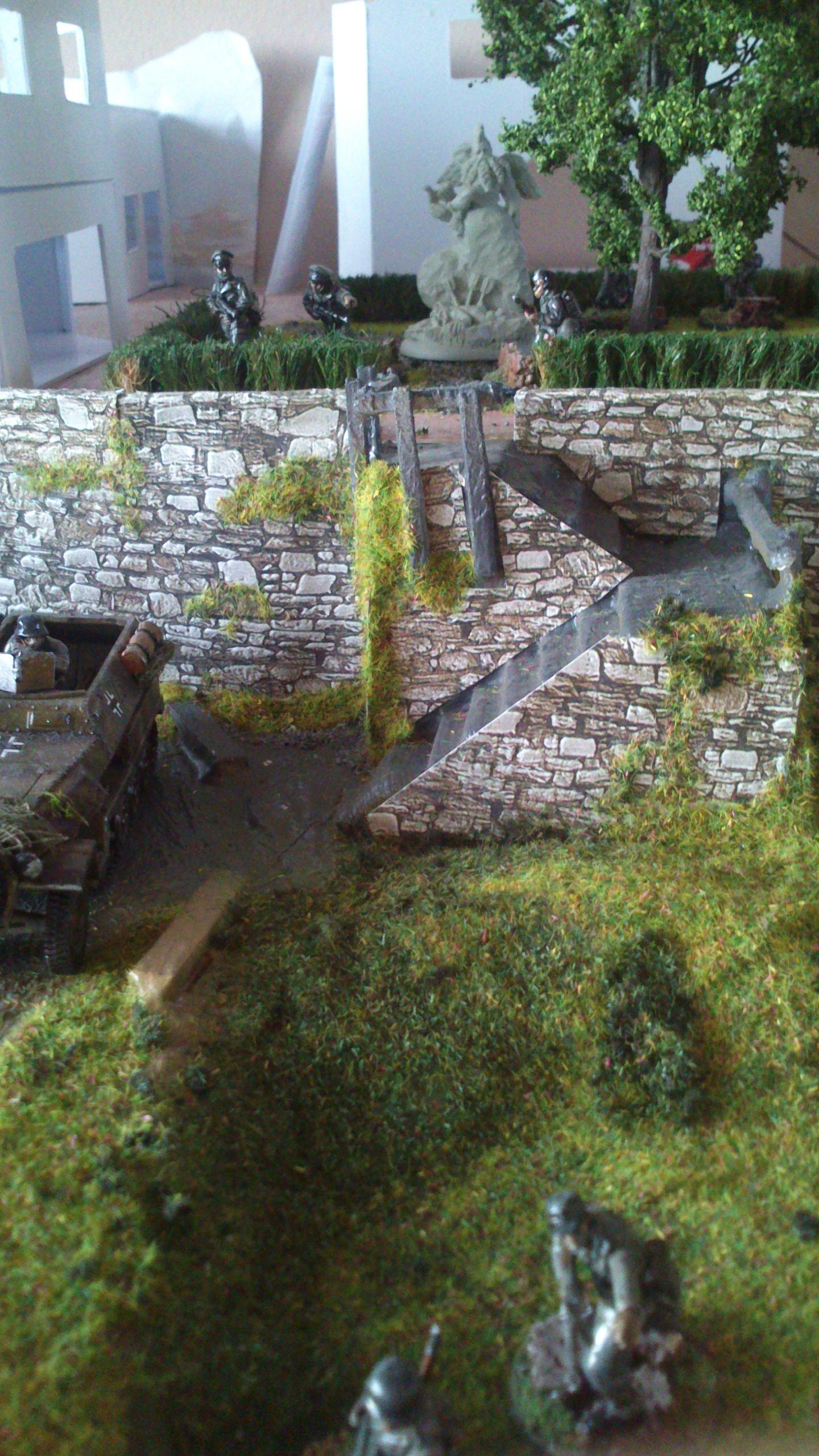 4 By 4, Bolt Action, Game Table, World War 2