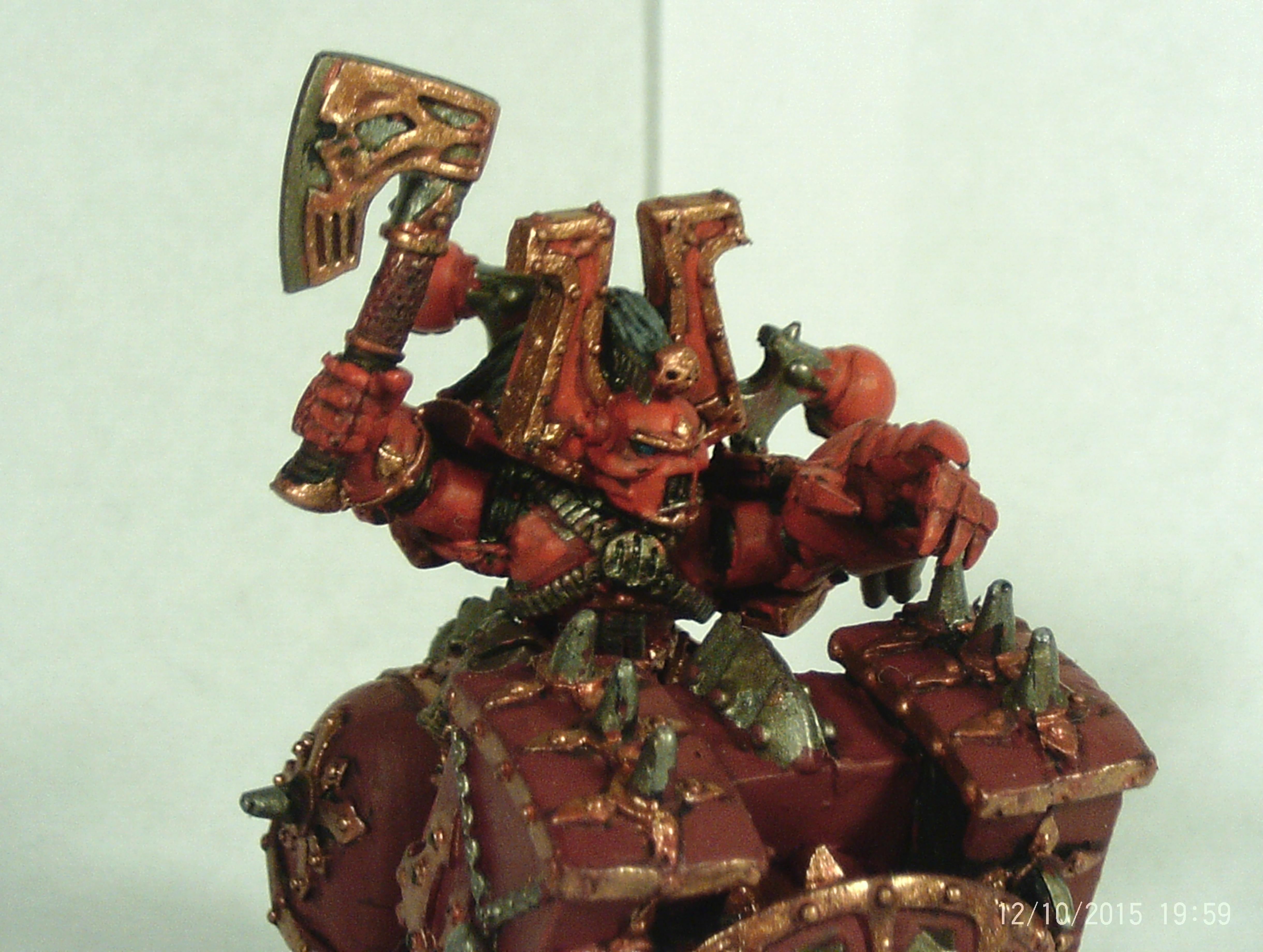 Beast, Cavalry, Chaos, Daemonkin, Daemons, Juggernaut, Khorne, Lord