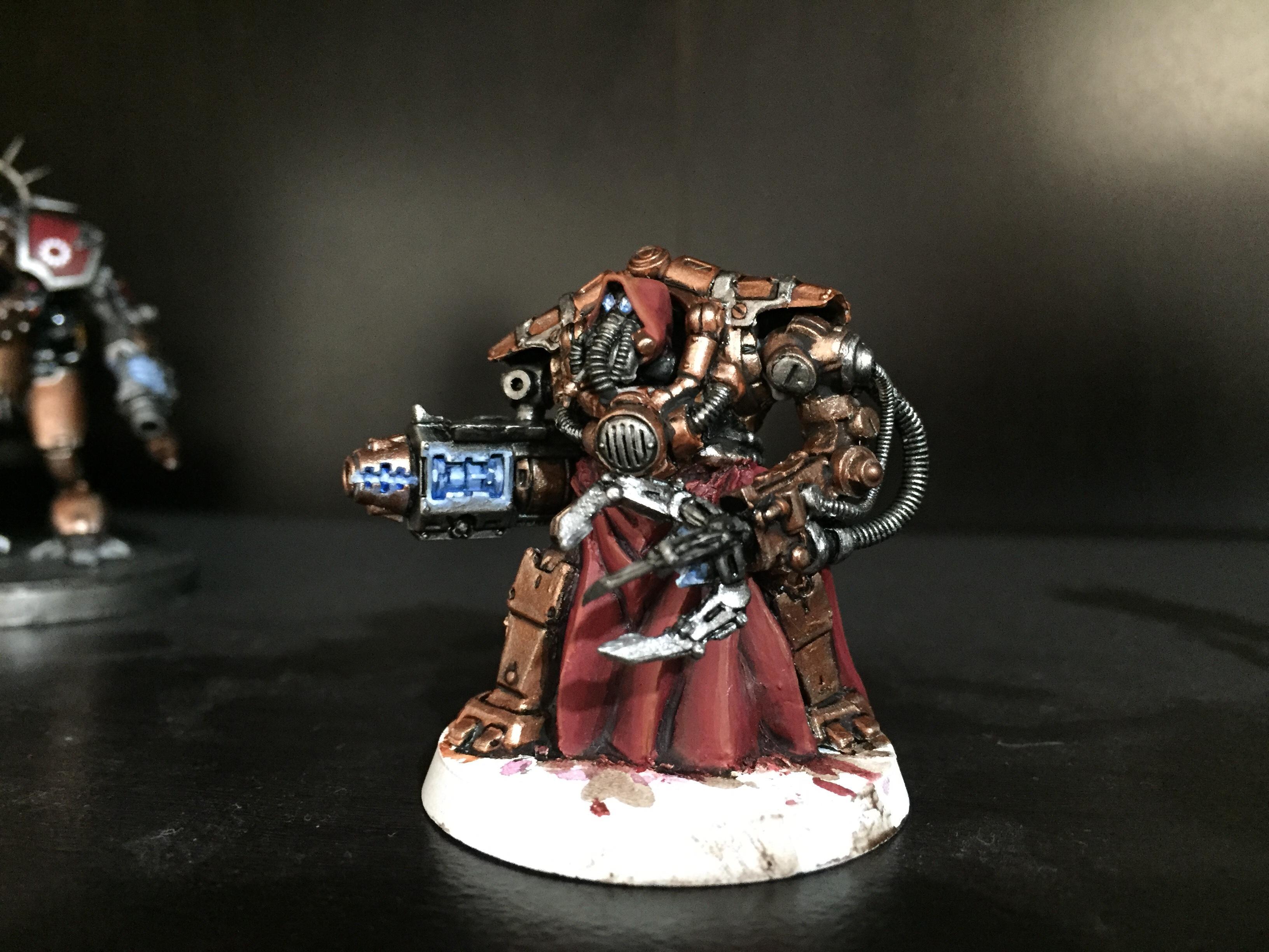 Adeptus Mechanicus, Magos, Tech Priest