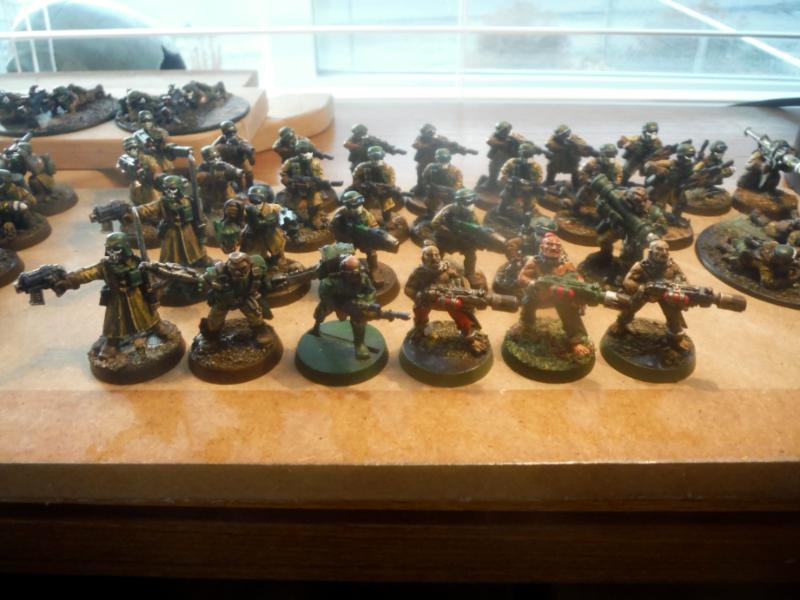 Company Command Squad #2