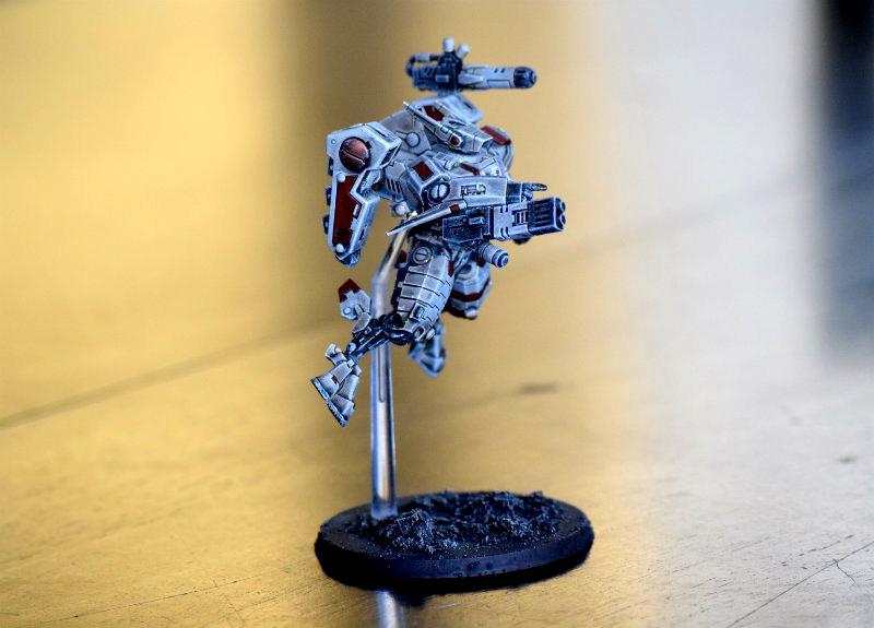 Battlesuit, Tau, Tau Commander