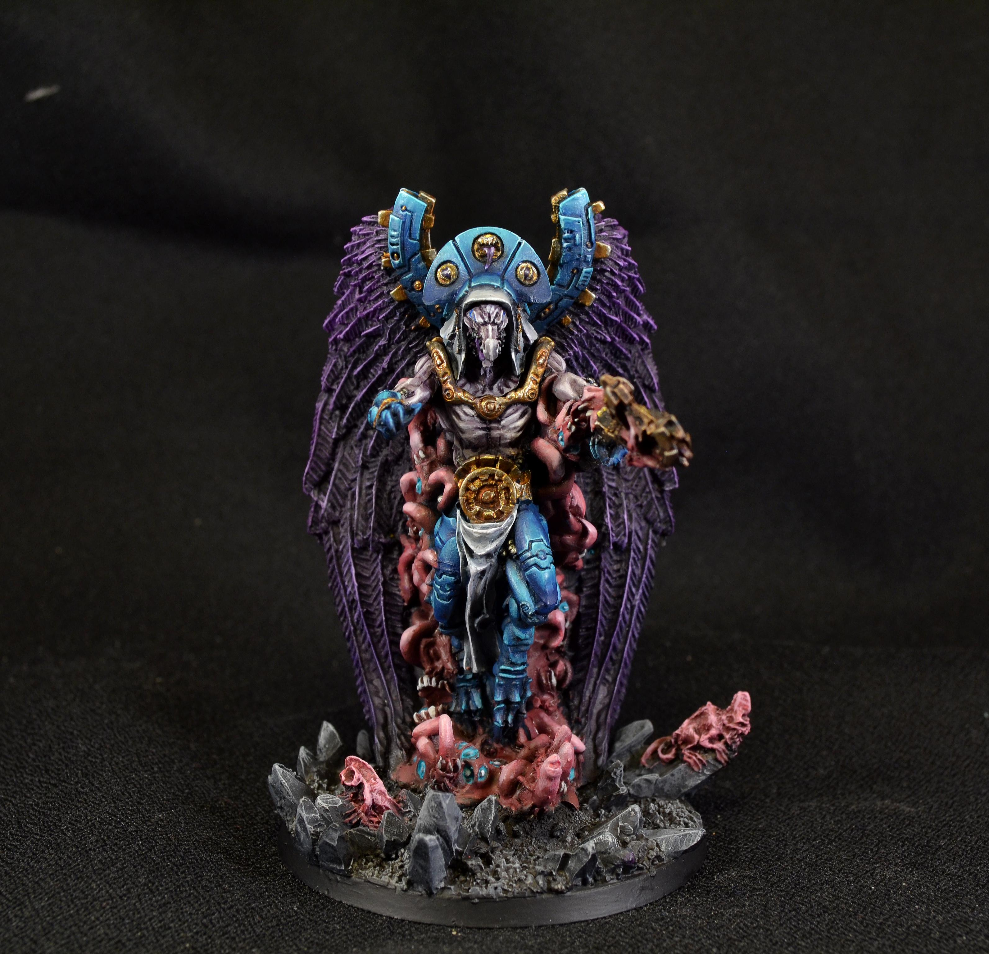 Conversion, Daemons, Greater Daemon, Lord Of Change, Tzeentch