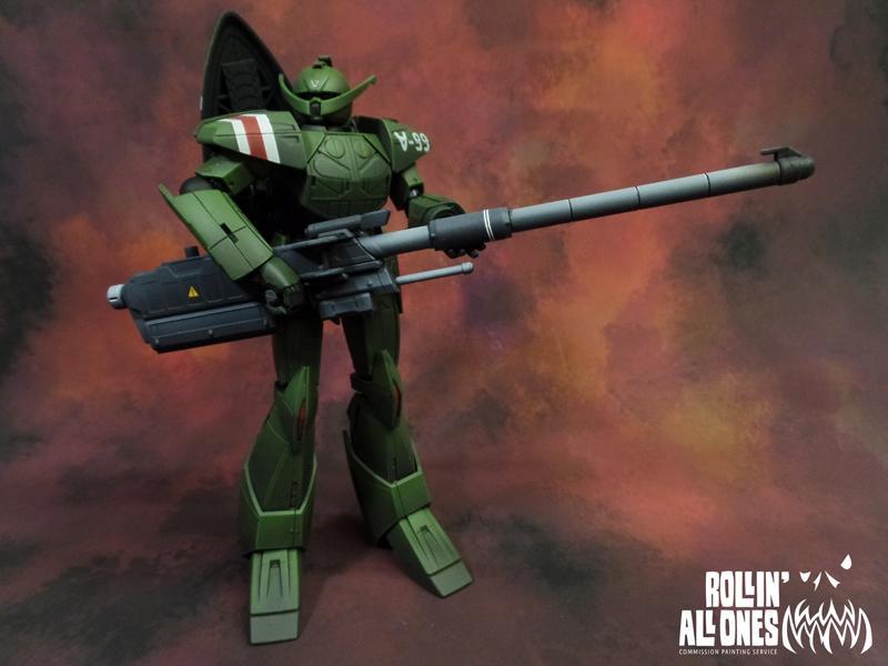 Commission, Gundam, Gunpla, Mecha, Plastic Model, Ww1