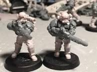 Conversion, Imperial Guard, Scions, Storm Troopers