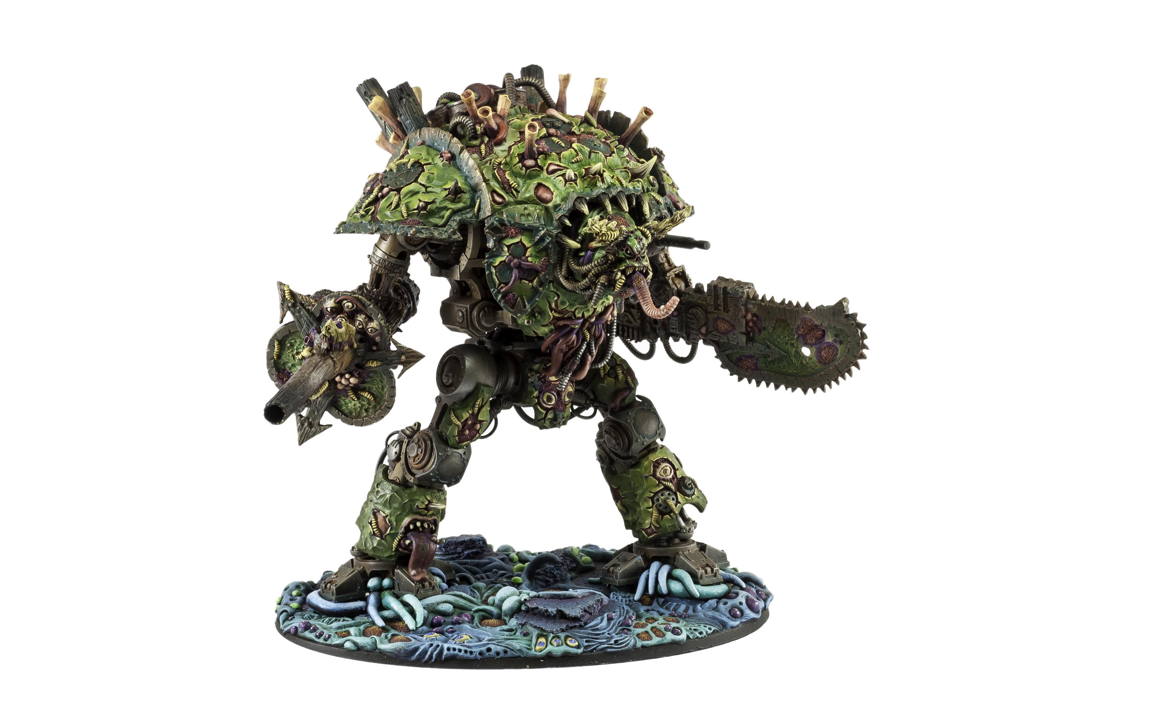 Chaos Daemons, Chaos Space Marines, Warhammer 40,000
