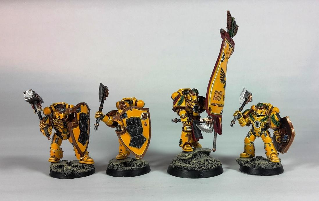 Phalanx Warder Squad