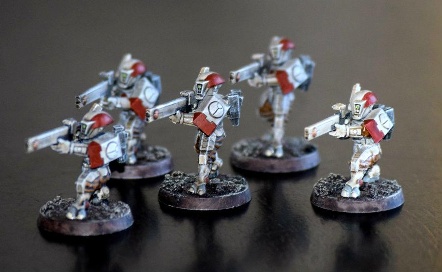 Tau Empire, Fire Team