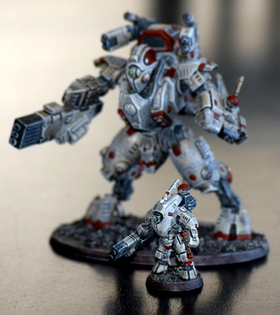 Tau Empire, Stealth Suit