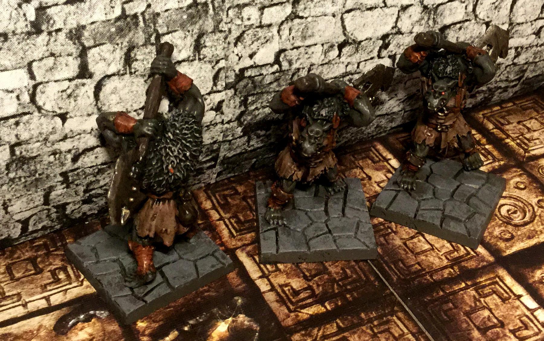 Greataxe Orcs