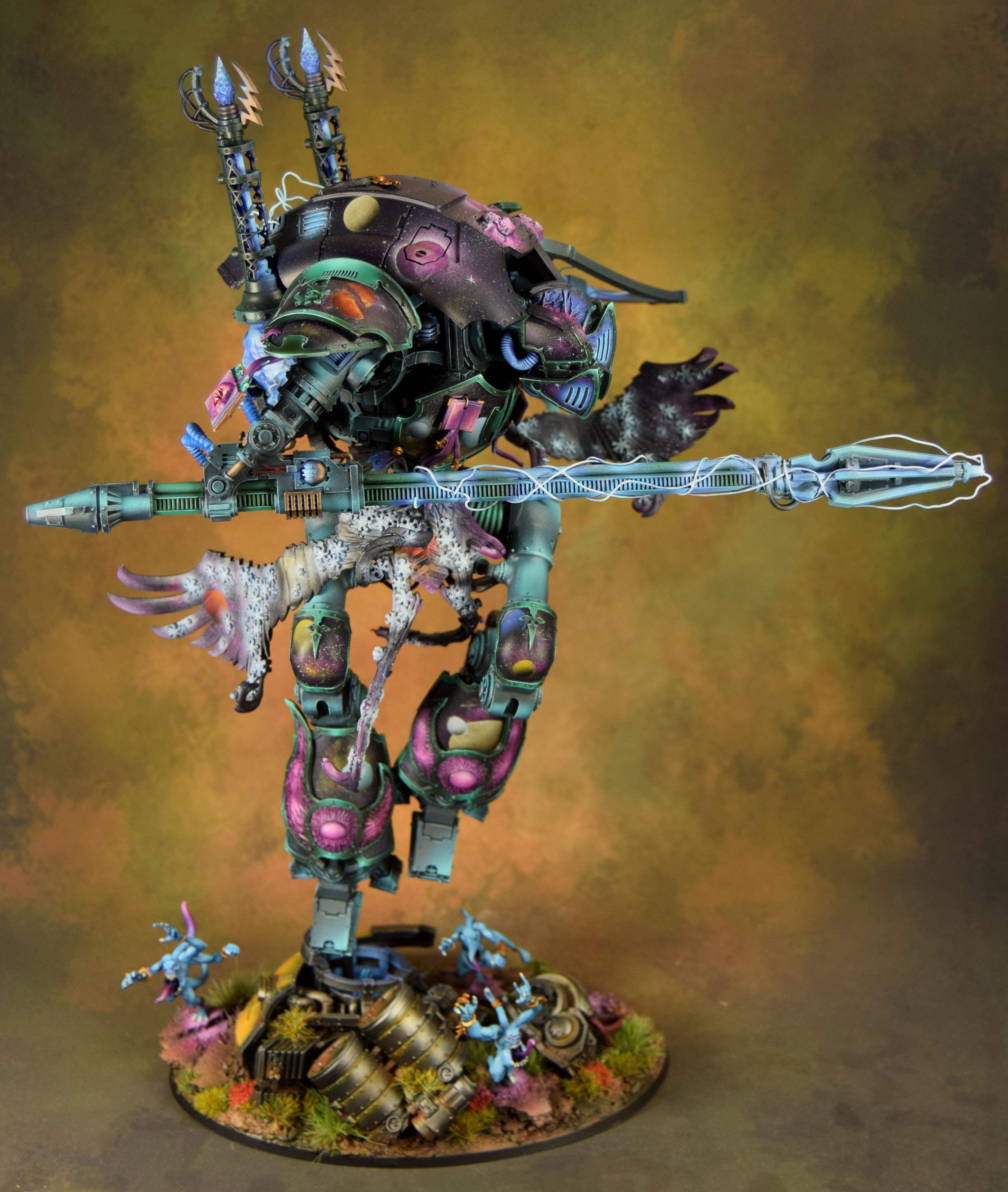 Chaos, Forge World, Knights, Tzeentch