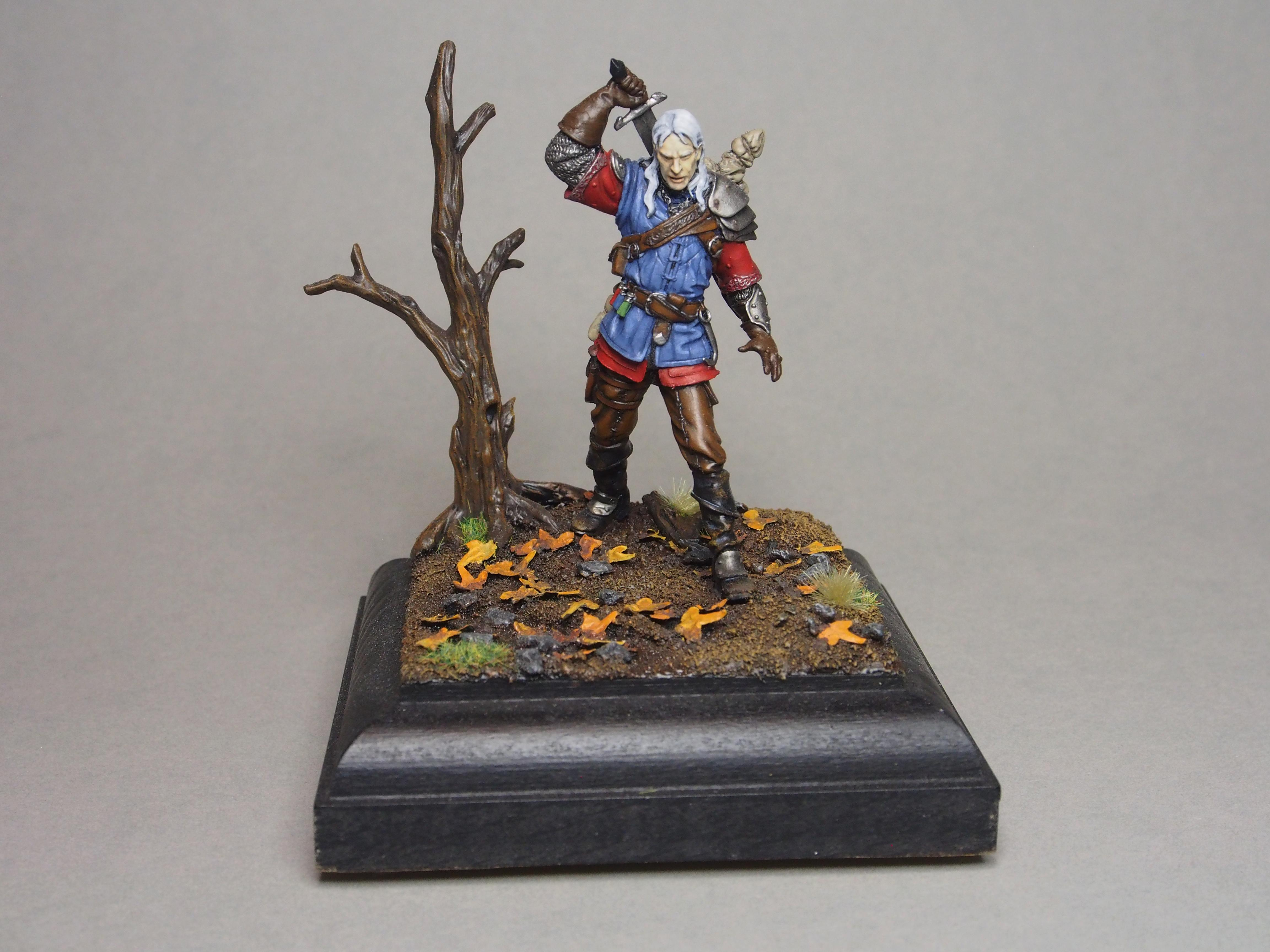 54mm, Andrea, Witcher