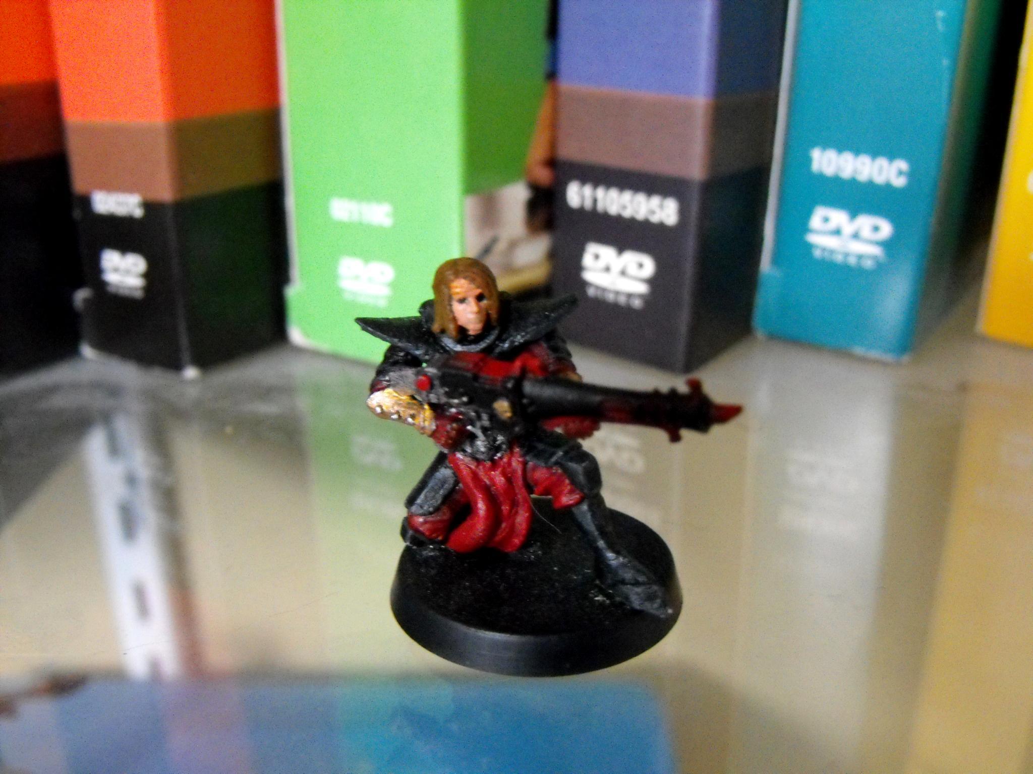 Conversion, Dark Eldar, Plastic, Sisters Of Battle