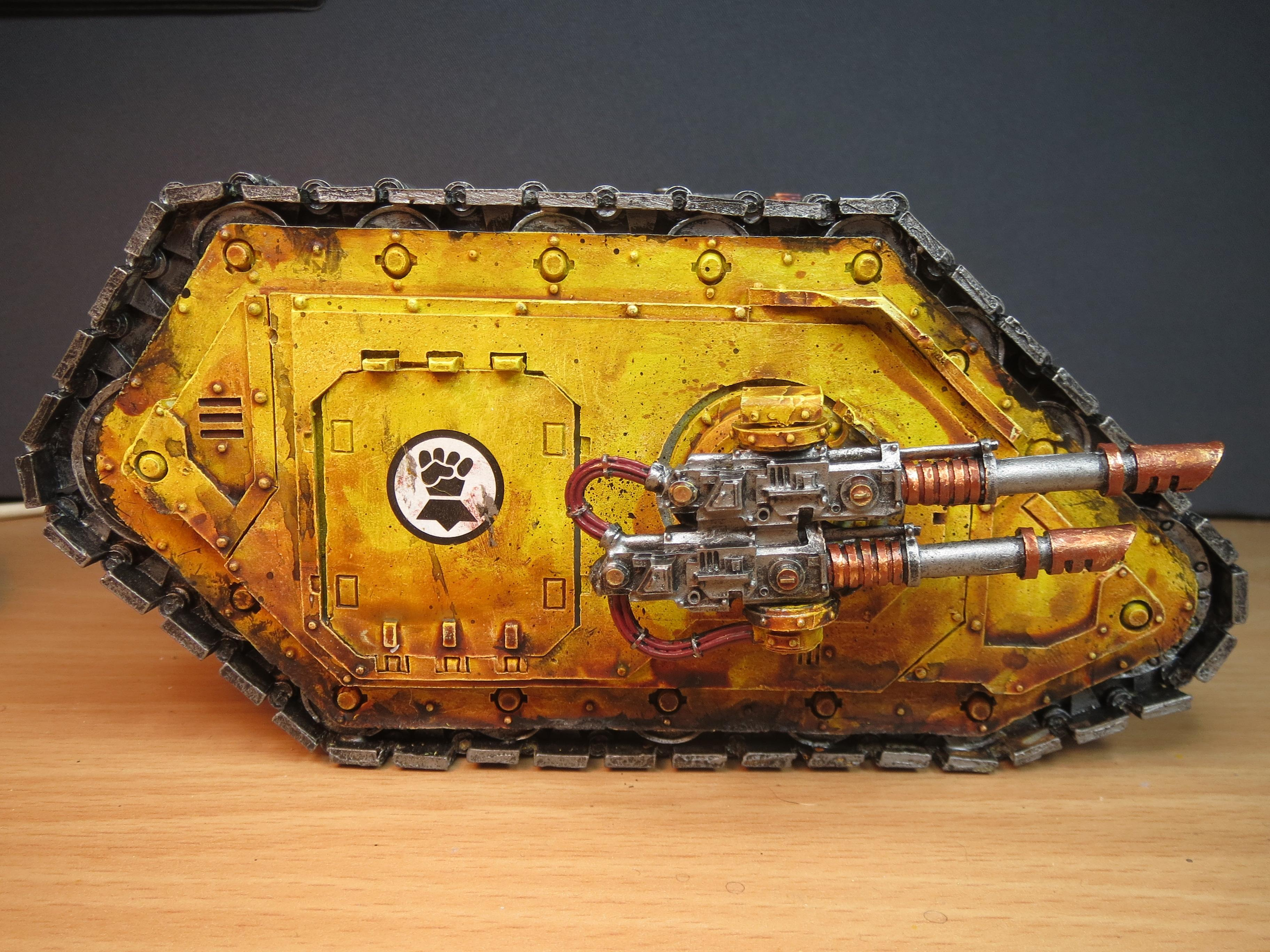 Imperial Fists, Space Marines